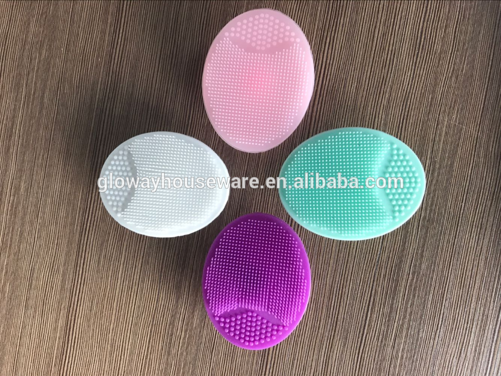 Hot-Selling silicone facial brush
