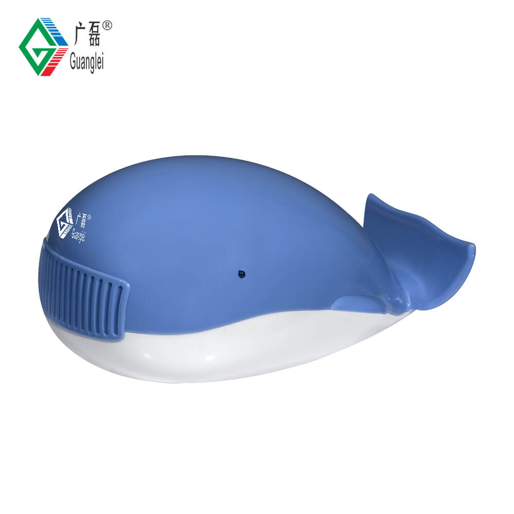 Factory Car Air Ozonator - GL-388 Whale Shape Mini USB Ionizer Ozone Air Purifier Air Cleaner – Guanglei detail pictures