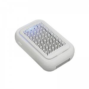 GL-156 Plugin Ozone Generator UV C light Air Purifier with HEPA filter