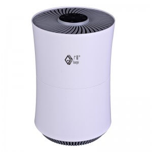 Air Purifier Home Dust Absorber - GL-2106 New Design 360 Degree Ionizer Home Air Purifier – Guanglei