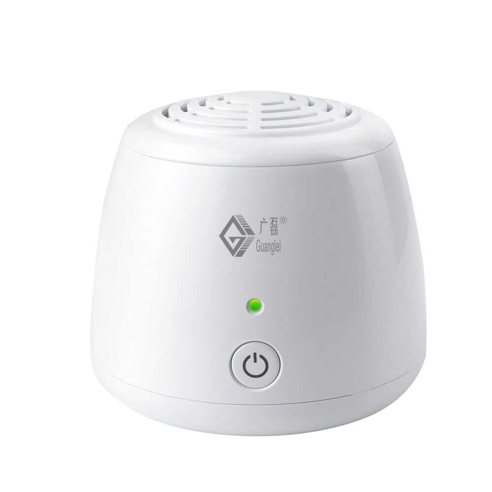 New Fashion Design for Medical Grade Air Purifier Product - GL-136 Mini USB Ionizer Ozone Air Purifier – Guanglei detail pictures