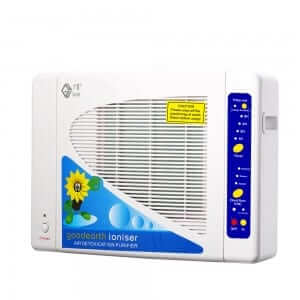 Hepa Air Purifiers For Home - GL-2108 Household Wall-mounted Odor Remove Air Purifier – Guanglei