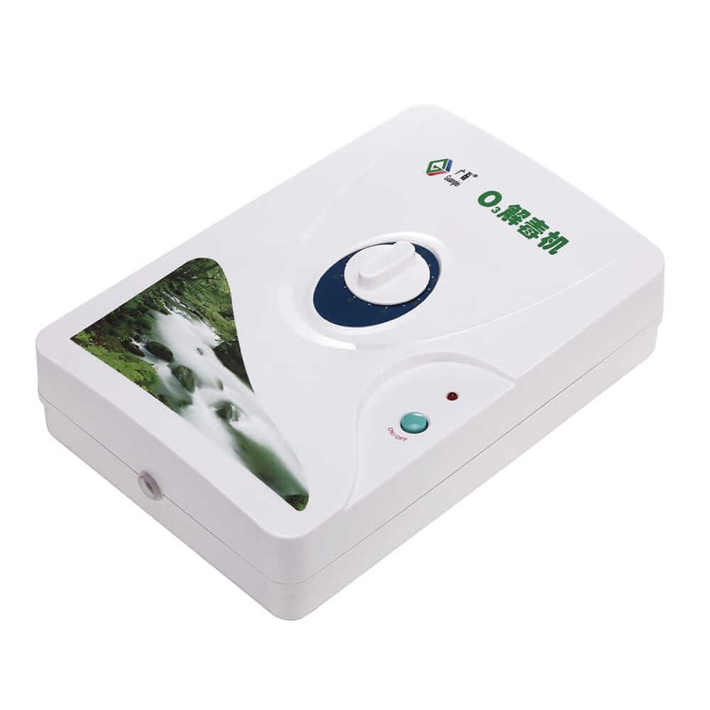 High Quality Auto Air Purifier - GL-3189A  Household Manual Rotate 400mg/h Ozone Generator – Guanglei detail pictures