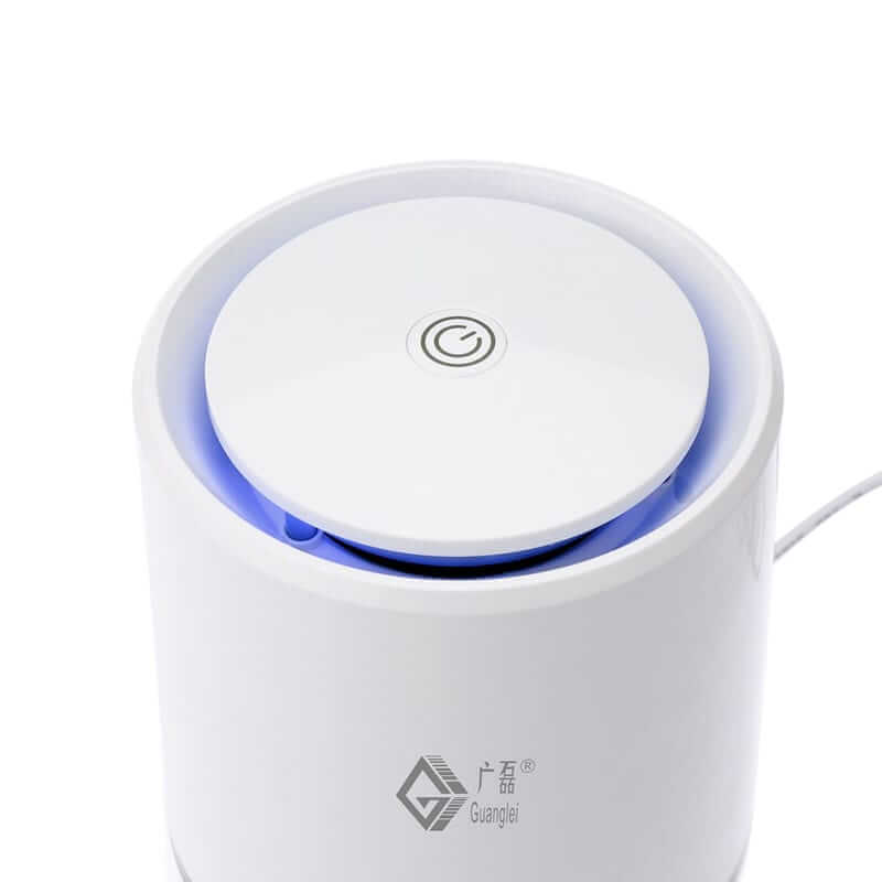 Air Purifier For Home Heap - GL-2103 Desktop USB Air Purifier for Small Room – Guanglei detail pictures