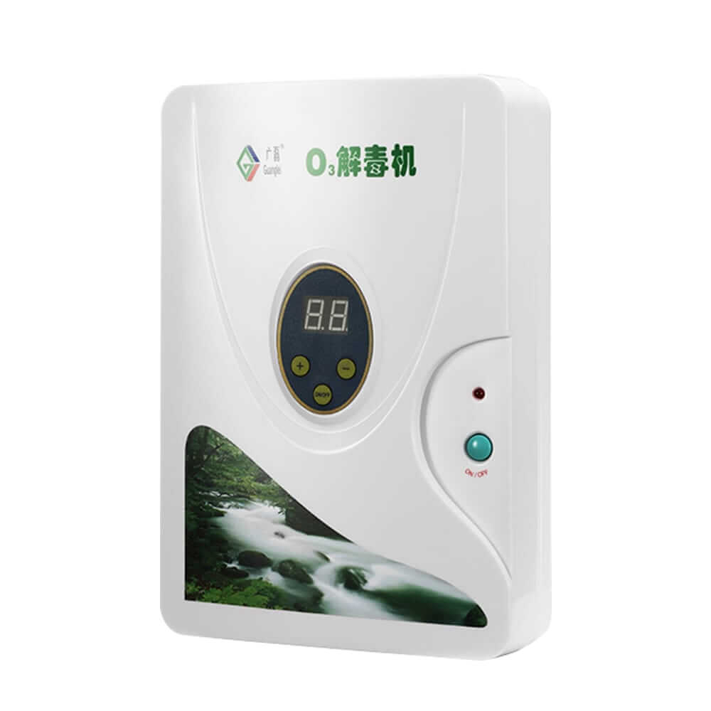 Good quality Water Washing Air Purifier - GL-3189 Digital 400mg/h  Ozone Generator for Water Air Purifier – Guanglei detail pictures