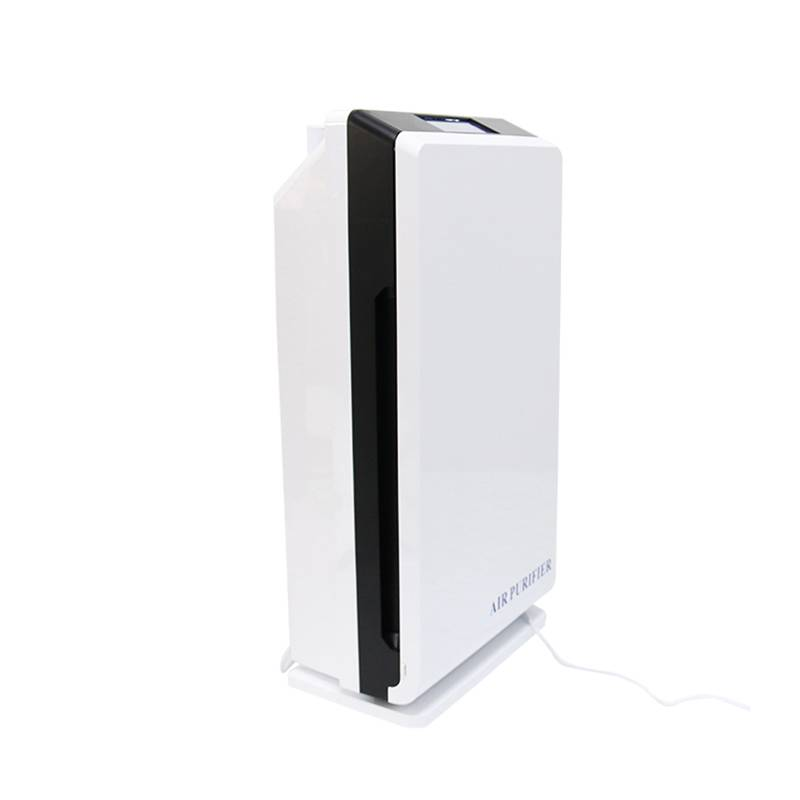 Smart Home Air Purifier - GL-8128 Ultra Quite Active Carbon filter Home Air Purifier – Guanglei detail pictures
