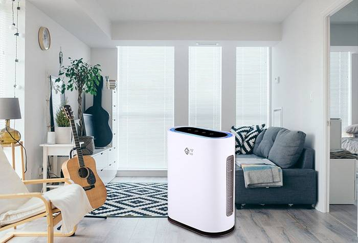 Can an air purifier purify the Covid-19?
