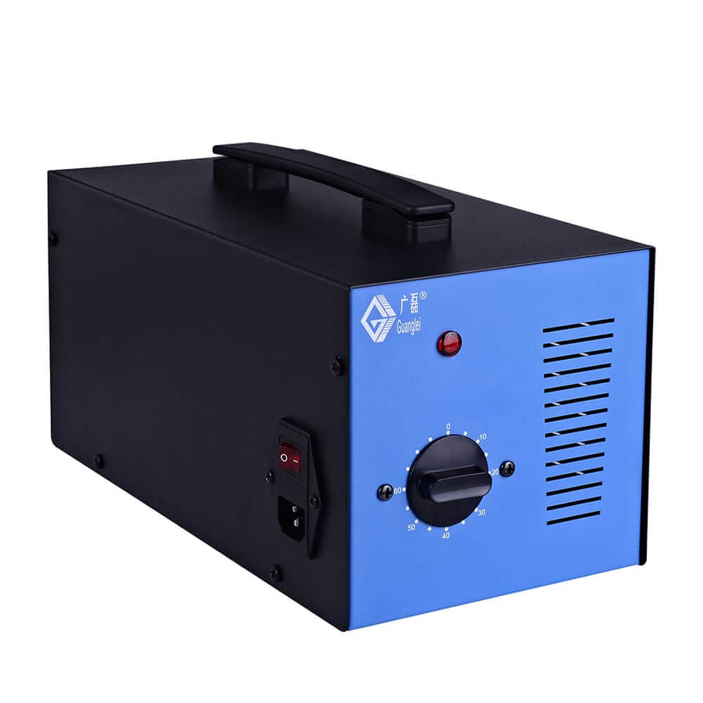 China OEM Ozone Cleaner For House - GL-801 802 803 Portable High Concentration 3.5-7g/h Ozone Generator with Timer – Guanglei detail pictures