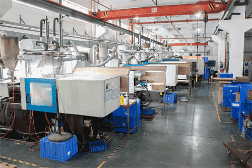 Shenzhen Guanglei Electronic Co., LTD was established in Shenzhen, built our own injection, molding department, introduced a number of advanced equipment.