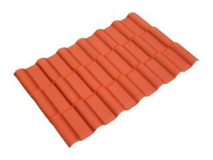 ASA + Fiber glass roof tile