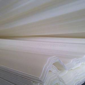 UPVC Translucent sheet