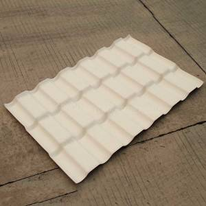ASA Fiber glass Spanish tile