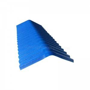 Quality Inspection for Heat Insulation Double Bent Roofing Tiles - Corrugated Sheet Accessories – Gongli