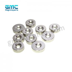 High Quality for Neodymium Magnet Field Strength -