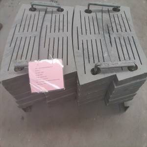 Cement Ball Mill Liner Discharge Grate Liner