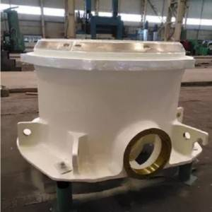 Cone Crusher Frame