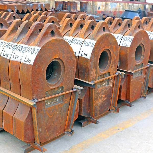 Metal Crusher Hammer