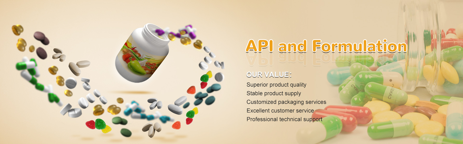 API and Formulation