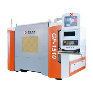 1000w Fiber Laser Cutting Machine for Metal GF-1510