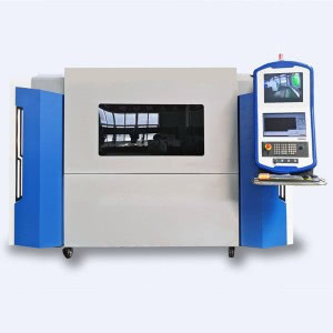 1500w Medium Format Fiber Laser Sheet Cutting Machine