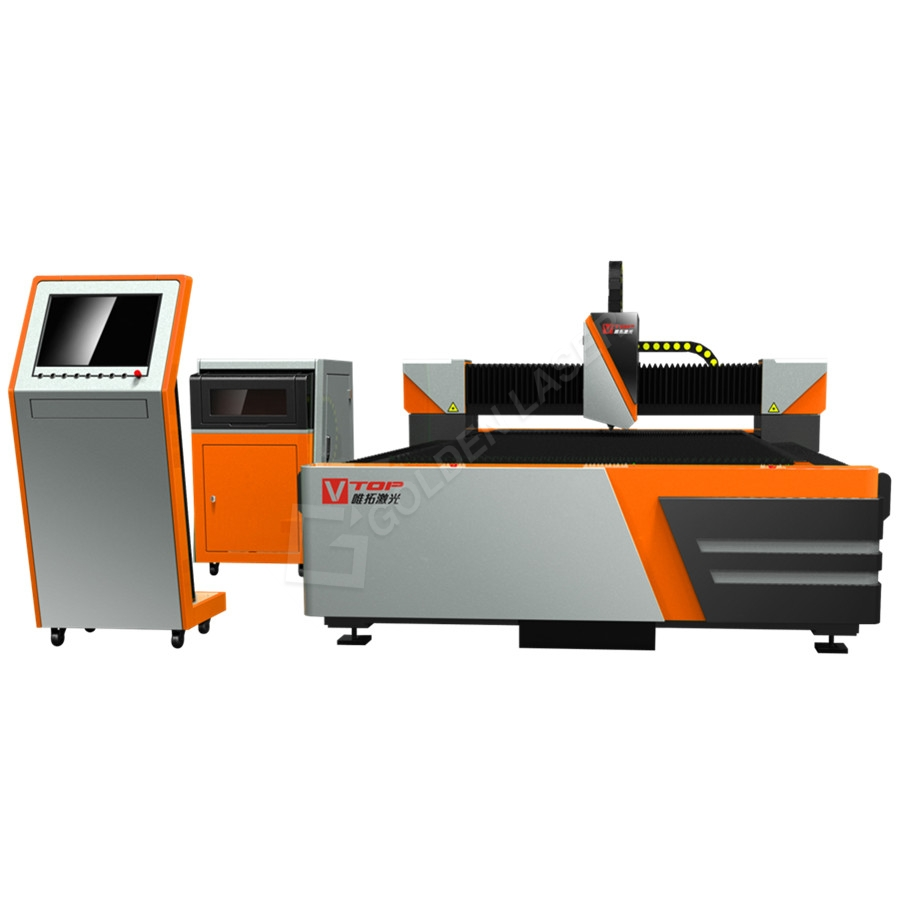Big Discount Laser Cutting Machine 1000 Watts Price -