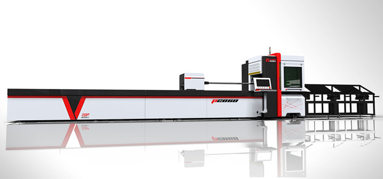 New Delivery for Flame Cutting Torch - Smart fiber laser tube cutting machine – Vtop Fiber Laser