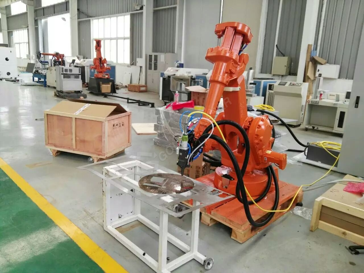 China Manufacturer for China High Precision Slitting Line -