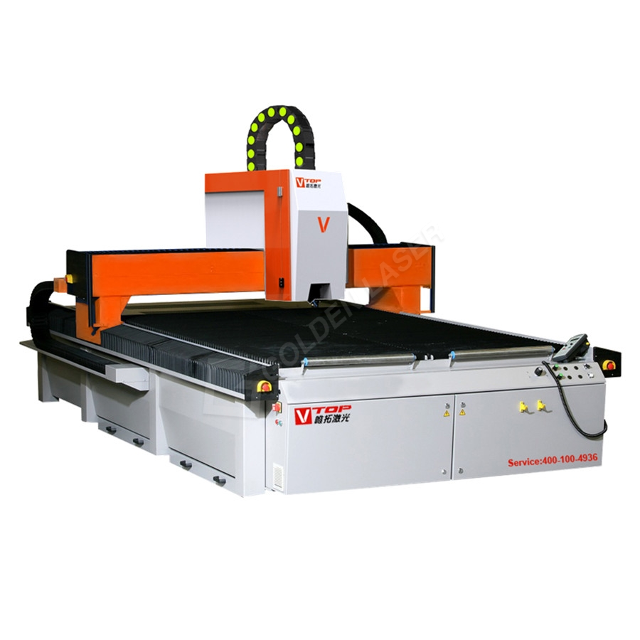 Well-designed Robot Laser Cutting Machine -