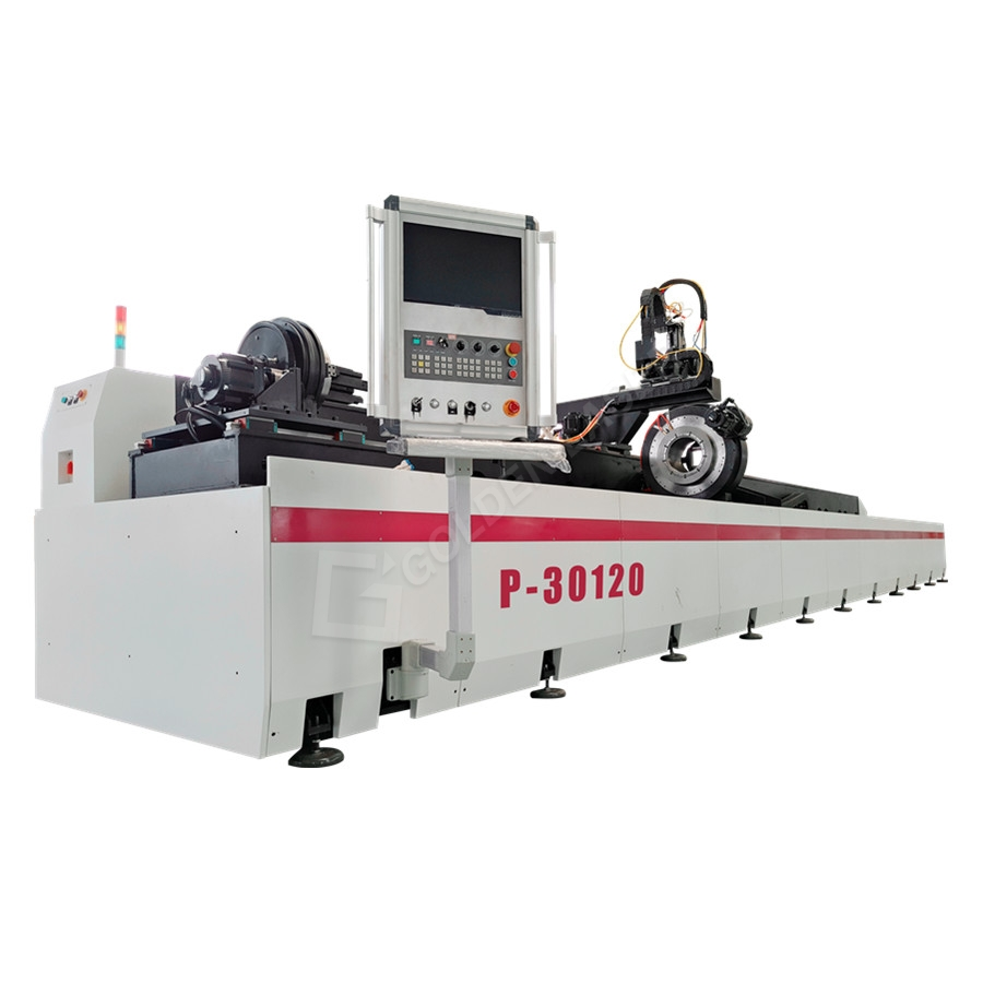 Best Price for 4000w Mini Laser Tube Cutter -