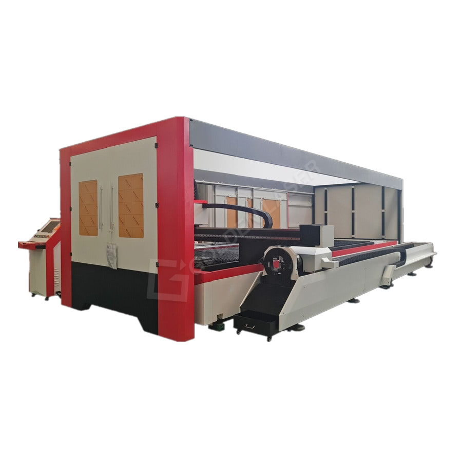 Professional Design Granite Laser Engraving Machine -