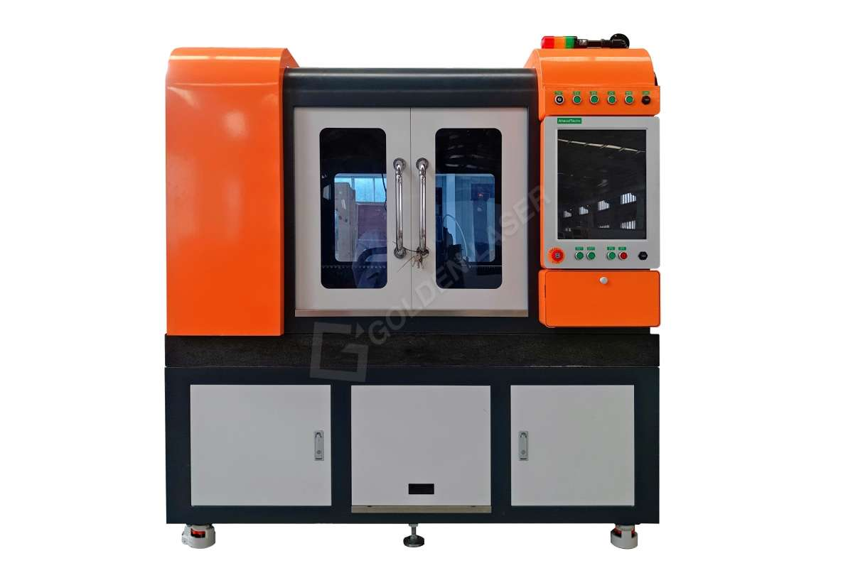 High Precision Fiber Laser Cutting Machine GF-6060 Linear Motor Type