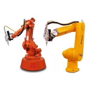 Robotic Arm Fiber Laser 3D Cutting Machine