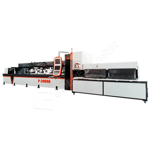 The Application Of VTOP Fully Automatic Fiber Laser Pipe Cutting Machine In Metal Furniture Industry