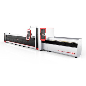 Tube 3000w ACCUDIAGNOSTICS Fiber Laser Round Square Rectangular / Cutter Laser Pipe