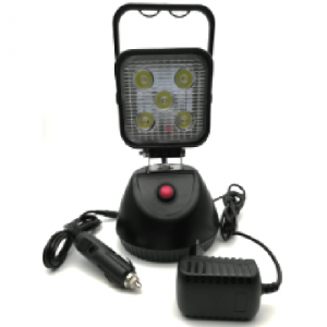 [Copy] 15W Square 6000K Cool White Single Row Led Work Light