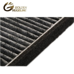 Auto cabin air filter 87139-50010 cabin filter for car