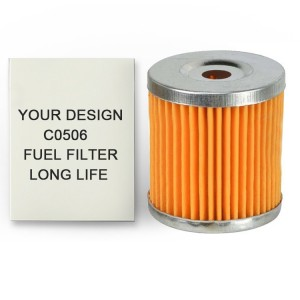 Fuel filter c0506 c0506c Truck Diesel Engine c0506 fuel filter element