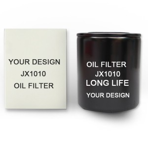 filtros aceite Factory Price Heavy Duty Truck Excavator Dozer Engine Lube Spin-On oil filter jx1010