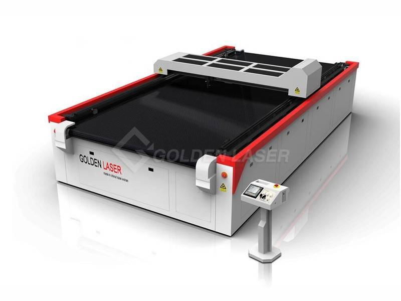 Laser Cutting System for Garment CJG-160300LD