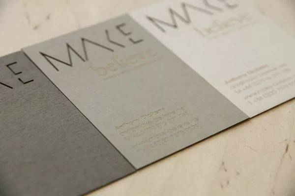 Laser Cutting Business Cards To Give Creative Ideas To