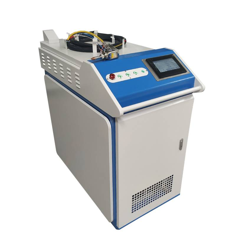Manufacturer of China 1000W Fiber Lase Welder Laser Welding Machine for Metal