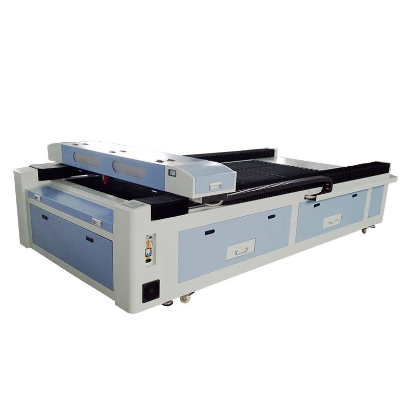 CO2 large format laser cutting machine
