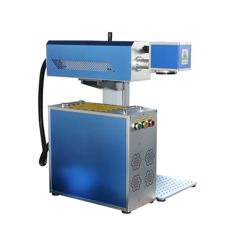 co2 laser marking machine Davi metal laser tube