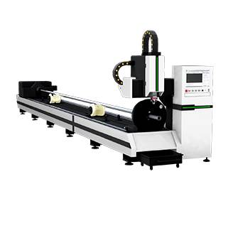 LM-6M Fiber laser cutting machine for metal pipes