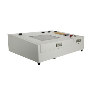 Best Price for Laser Glass Cutting Machine - Laser Engraver TS4040 – Gold Mark