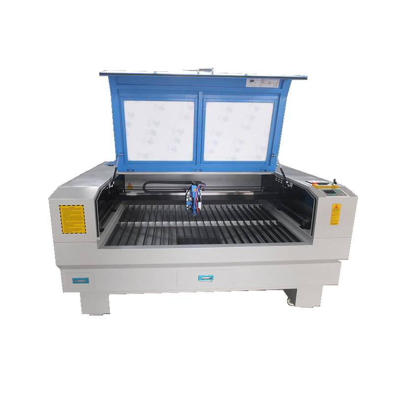 1390 Laser mixing and cutting machine