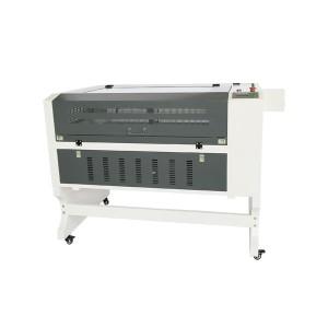 Hot Sale for Hot Sale Metal Laser Cutting Machine - Laser Engraver TS6090L Gray white type  – Gold Mark
