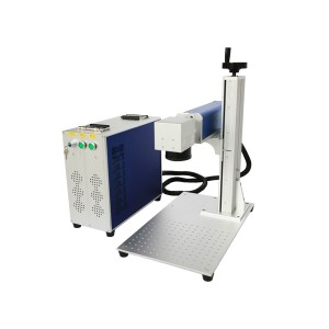 Cheapest Factory China Ce Approved 30W Fiber Laser Marking Machine with Air Filter