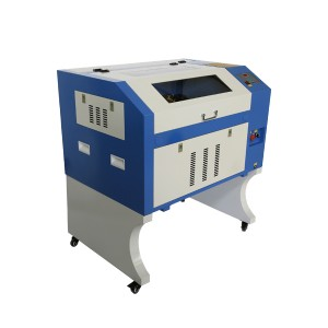 Factory wholesale Cylinder Laser Engraving Machine - Laser Engraver TS4060  – Gold Mark