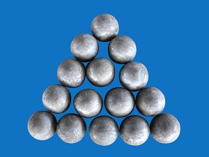 Quality Inspection for Solid Metal Ball - Grinding Balls For Ball Mill – Goldpro